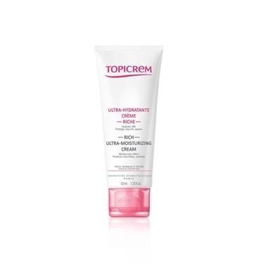 Topicrem Ultra Moisturizing Face Cream Rich 40ml Renksiz